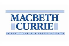 Macbeth Currie - Property Department - Dunfermline