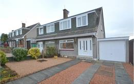 House, Semi Detached, for sale, 104 Pitcorthie Drive, DUNFERMLINE, KY11 8AN, Dunfermline, Kinross & West Fife