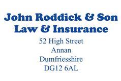 John Roddick & Son - High Street