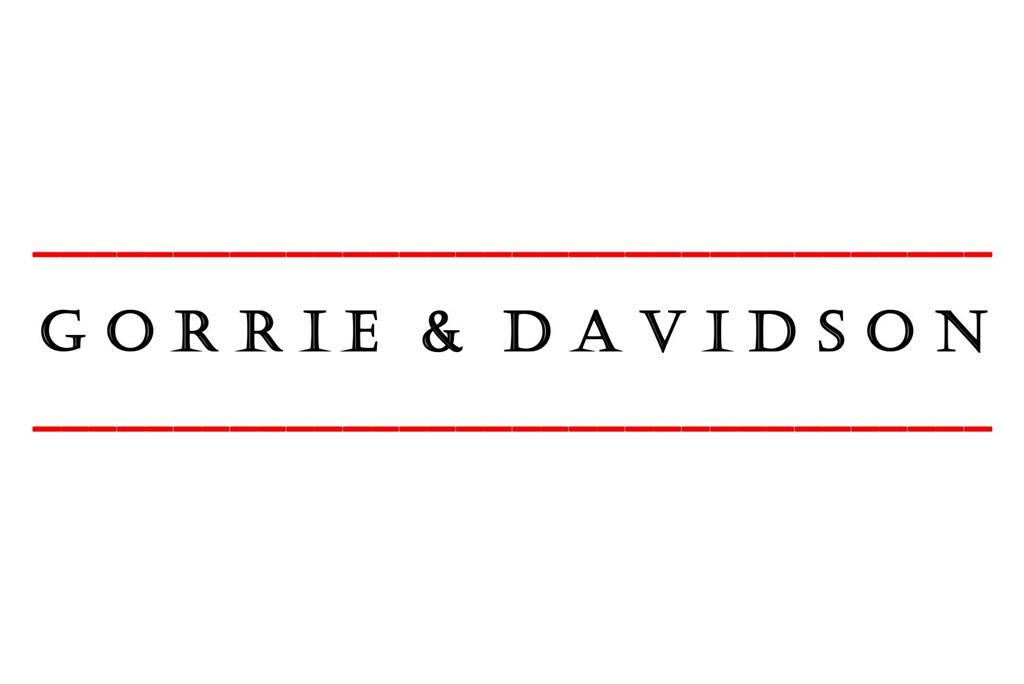 Gorrie & Davidson - DUNFERMLINE