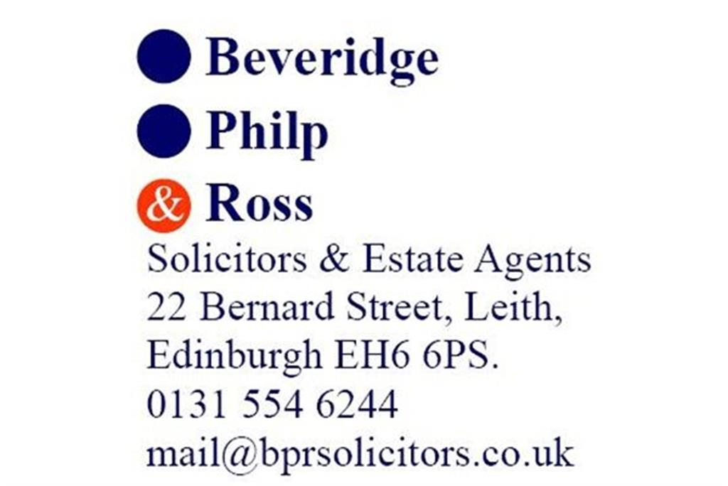 Beveridge Philp & Ross - Property Department