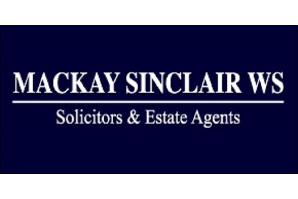 Mackay Sinclair WS - Property Department