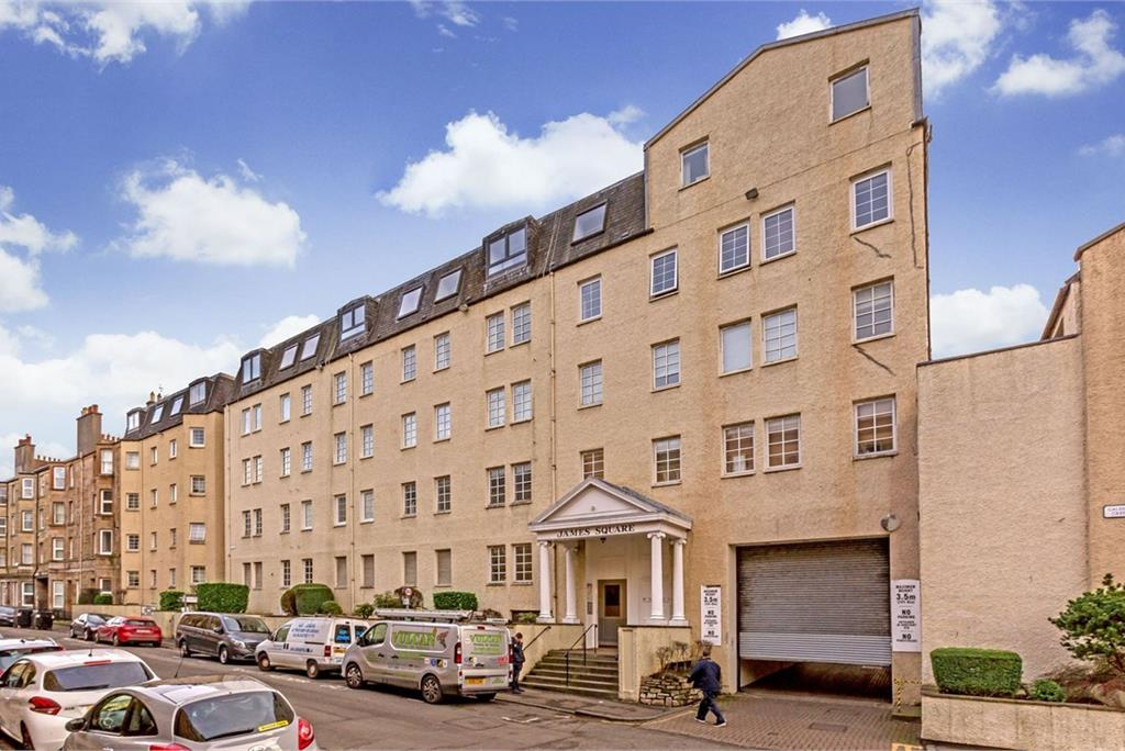 55 4 Caledonian Crescent Edinburgh Eh11 2at Property History 2 Bed Flat First Floor With 1 Reception Room Espc