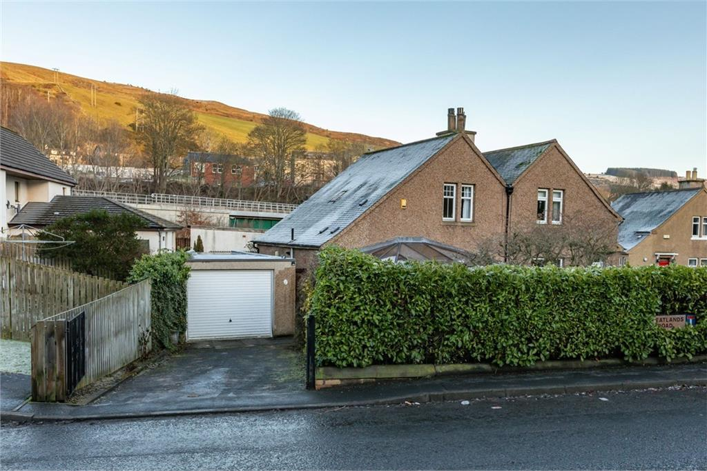 2 Bed House For Sale Galashiels 6 Wheatlands Road Td1 Espc