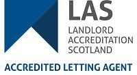 LAS Accredited Letting Agent logo