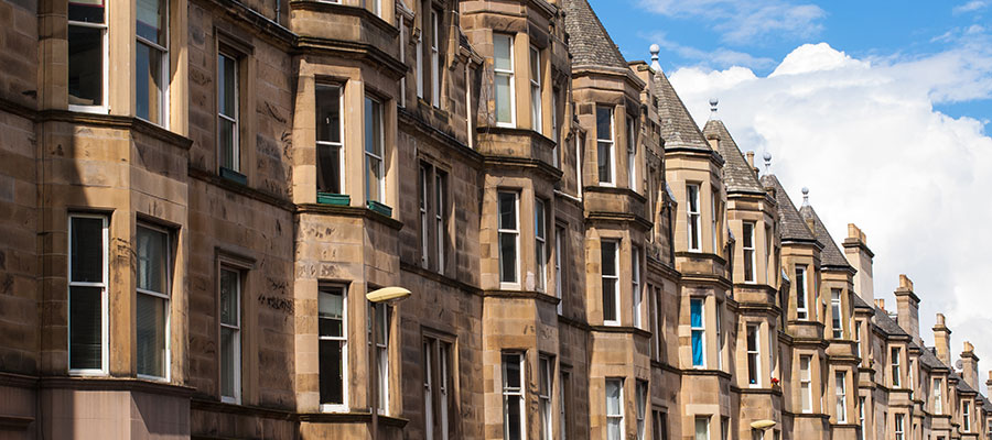 Flats in Edinburgh